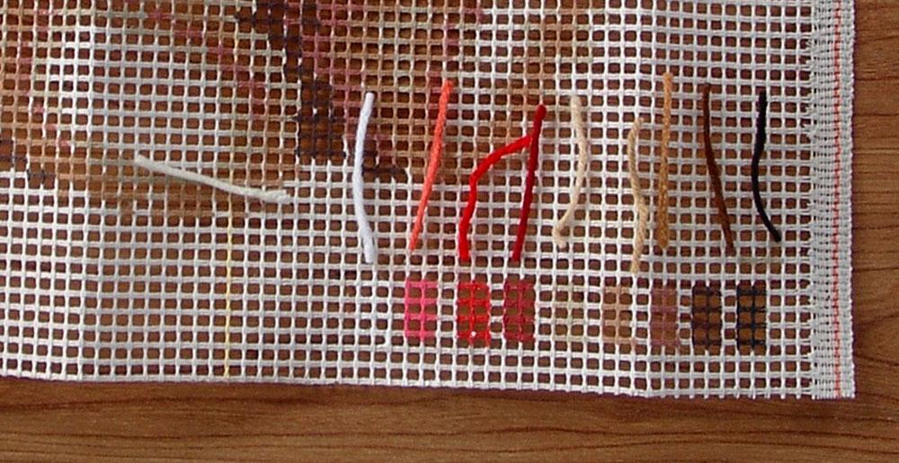 Super Een knoopkussen of knooptapijt maken - Knooppakketten SR72